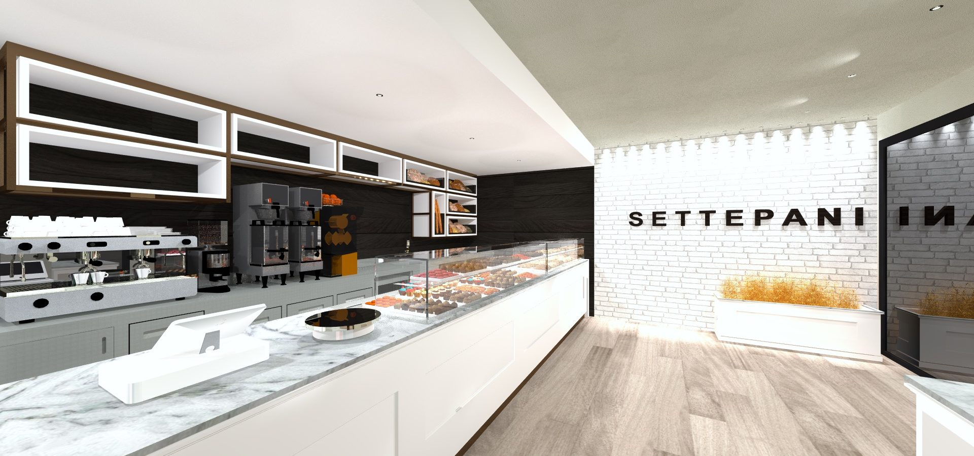 Settepani Renderings